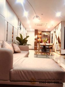phòng ăn căn hộ hado centrosa garden tòa orchid 2 - 3